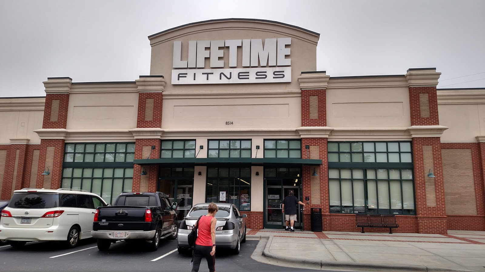 Life Time Fitness - photo