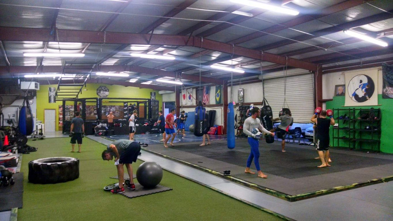 7 Elements MMA & Fitness Academy - photo