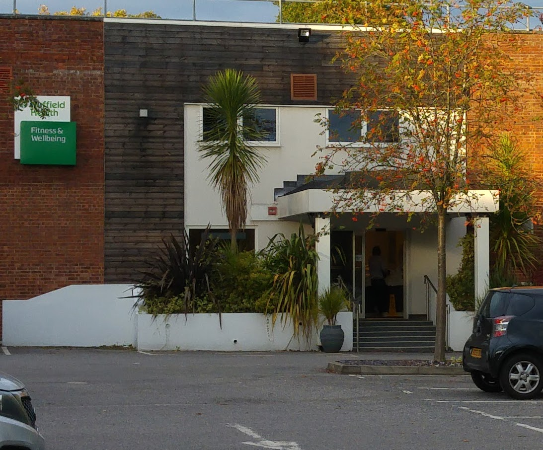 Nuffield Health Fitness & Wellbeing Gym - photo