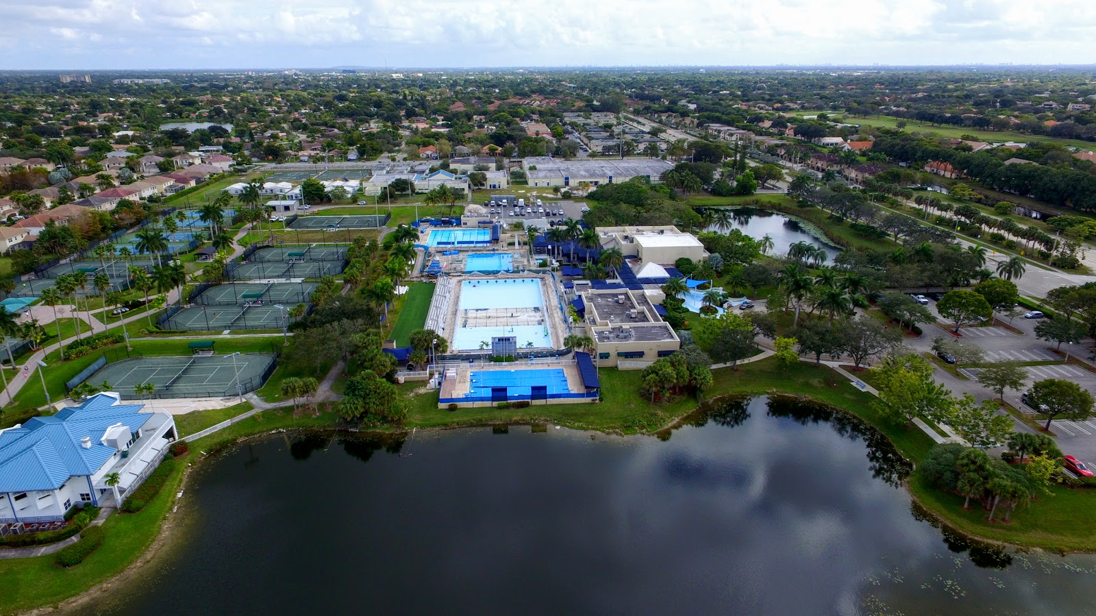 Coral Springs Aquatic Complex - photo