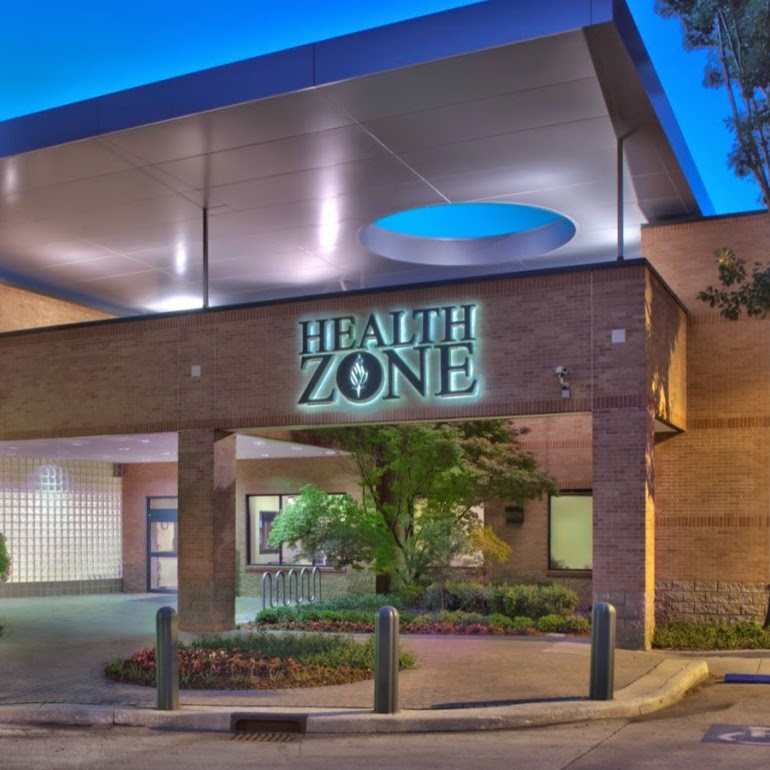 Health Zone at Saint Francis - photo