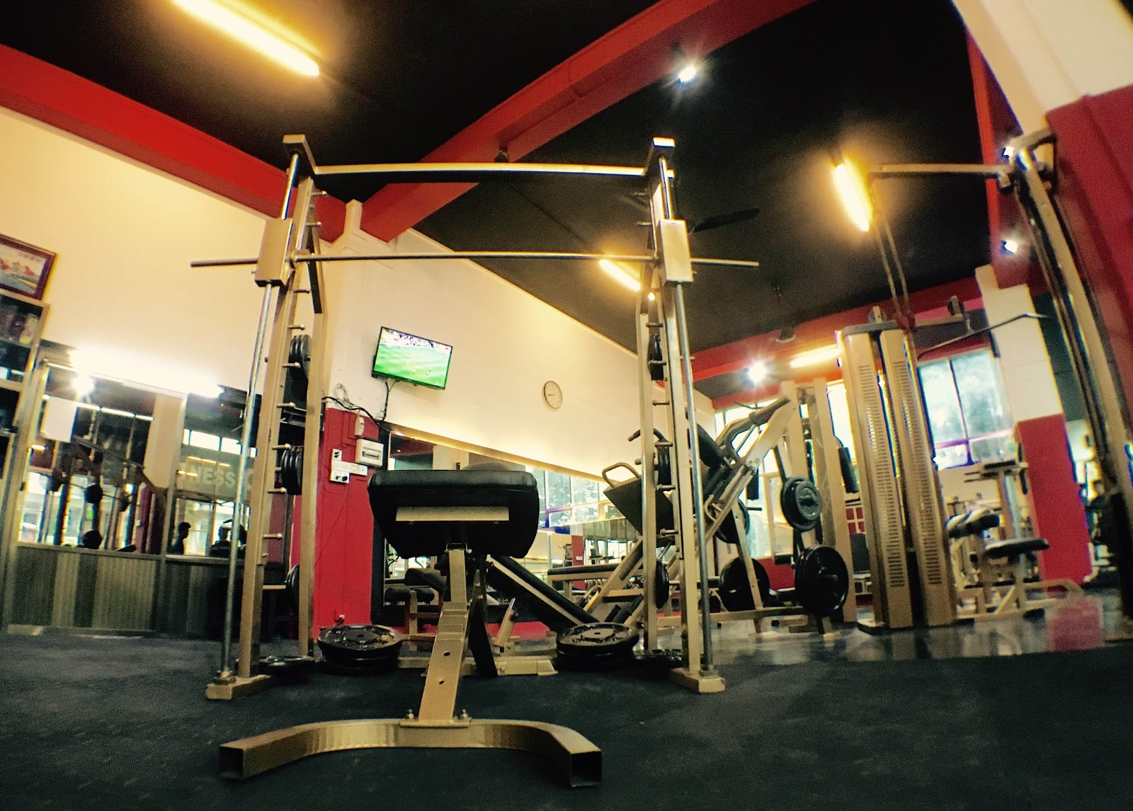 X Gym Fitness Myanmar - photo