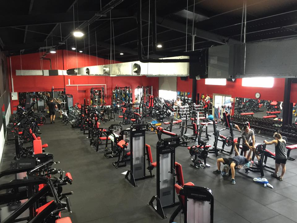 World Gym Tweed Heads - photo