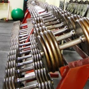 Steel Mill Gym - photo