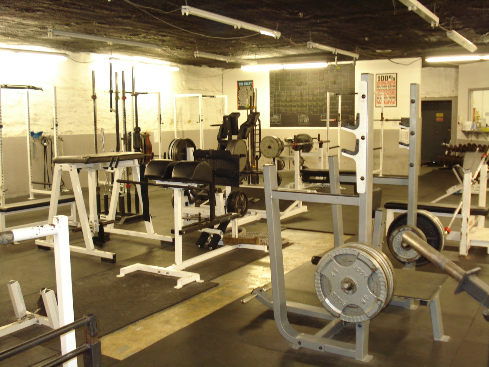 Ironworks Gym - photo