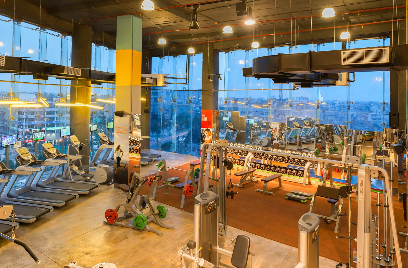 The Code Fitness Gym - Ludhiana - photo