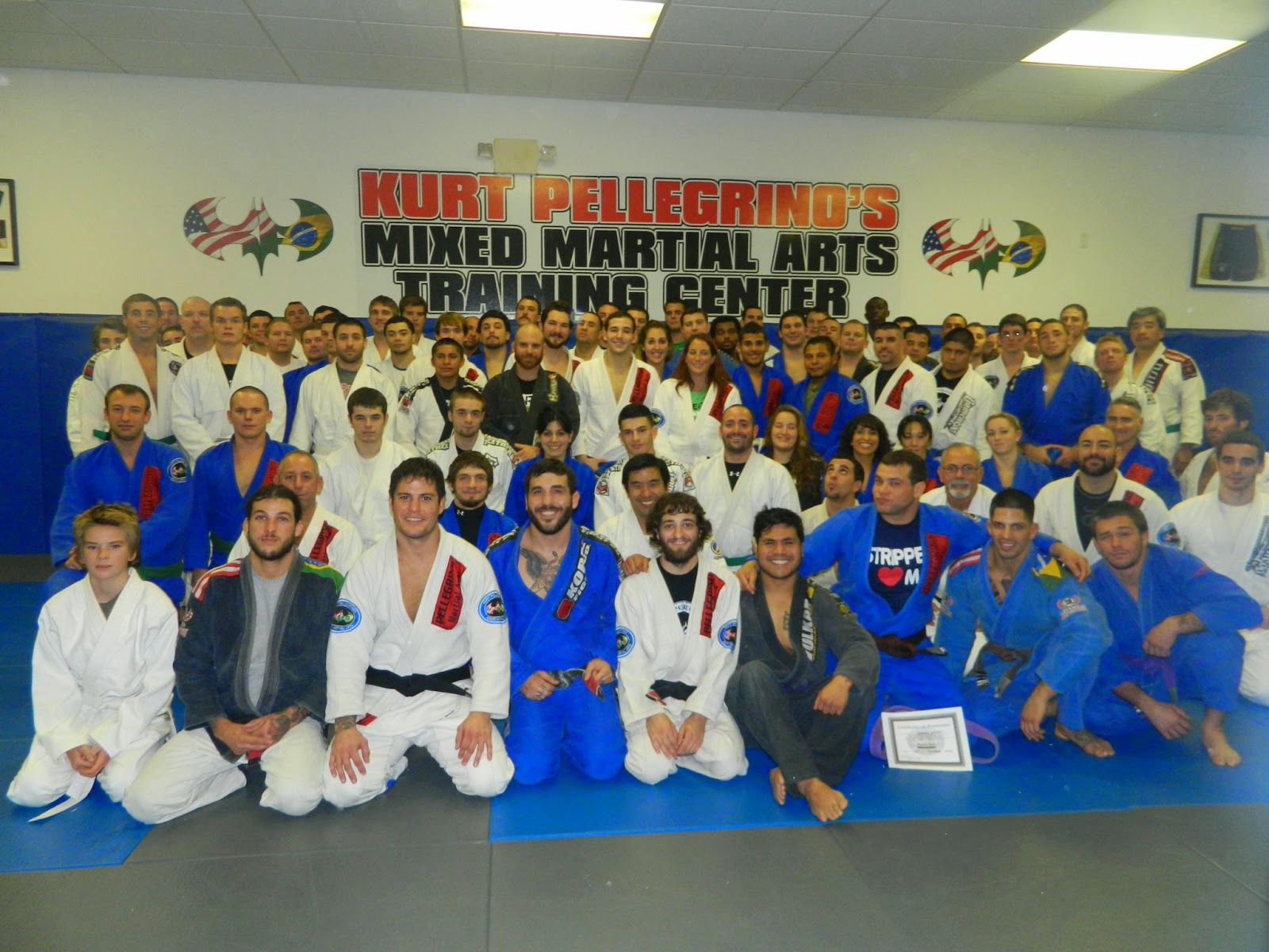 Kurt Pellegrino's Mixed Martial Arts Academy - photo