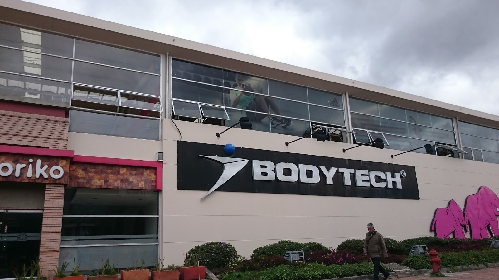 Bodytech - photo