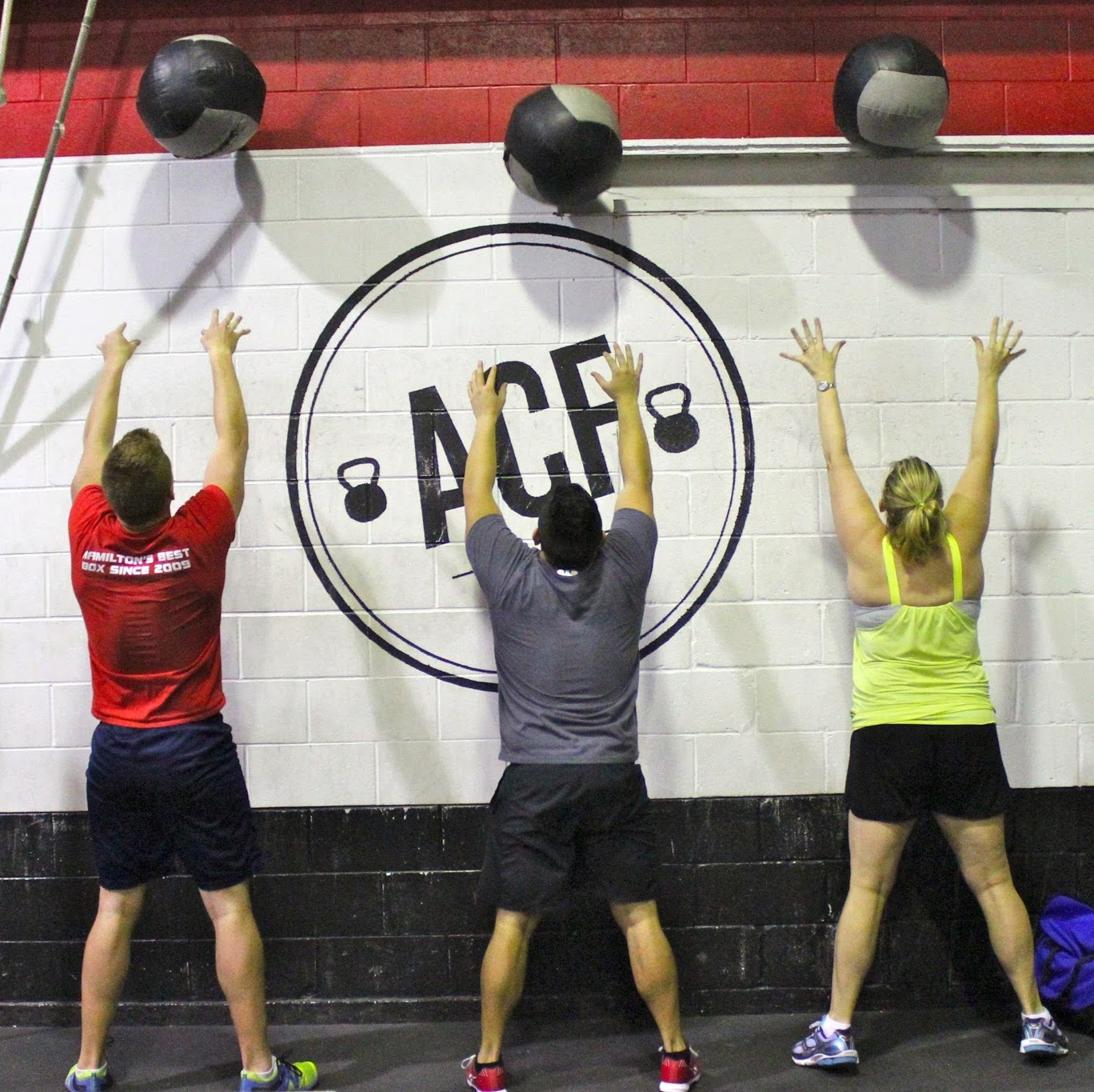 Alchemy CrossFit - photo