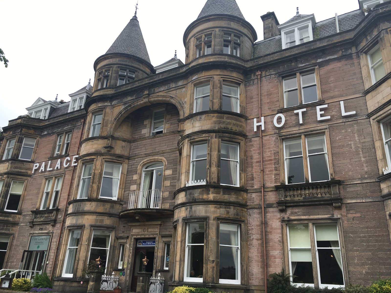 Best Western Inverness Palace Hotel & Spa - photo