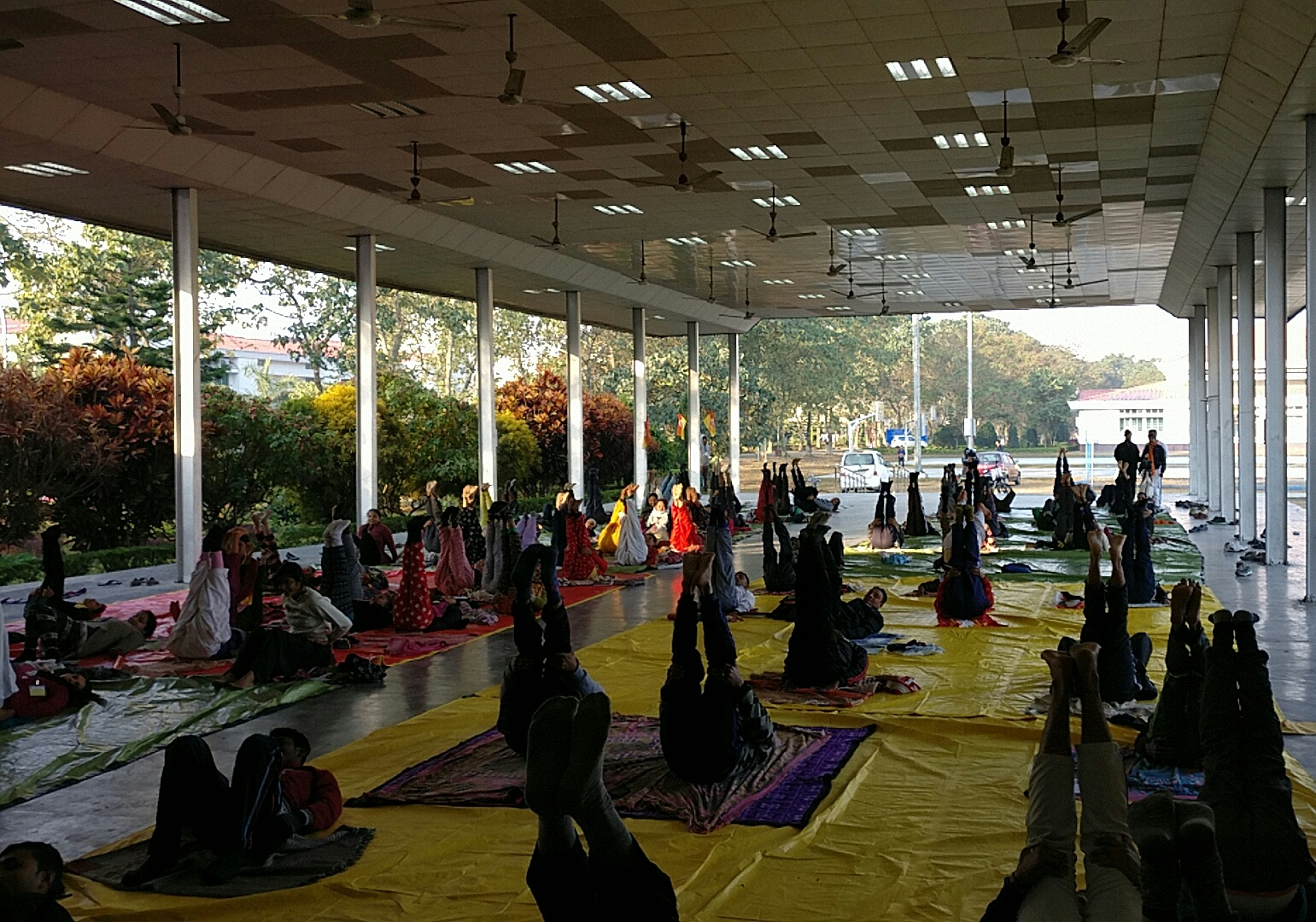 Yoga Teachers Training Course, New Delhi - photo