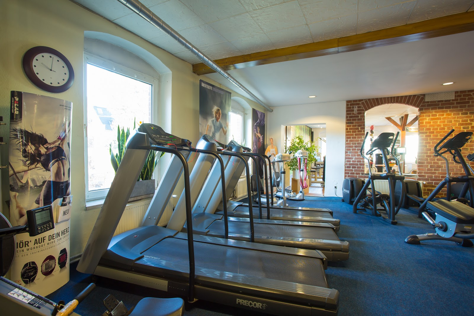 apollo Vital * Sport- & Therapiezentrum / Fitnessclub - photo
