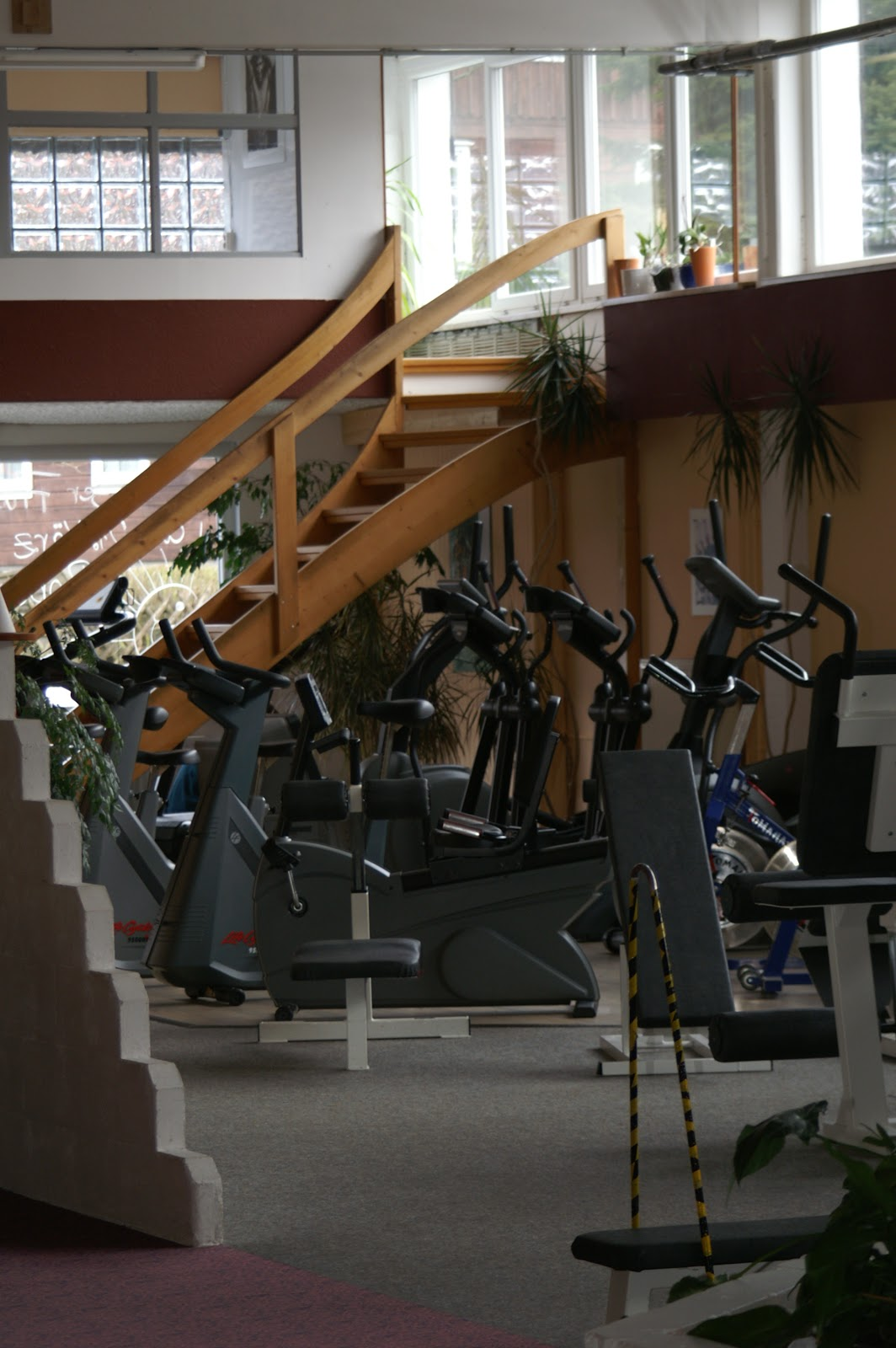 Fitnesscenter am Schlagbaum - photo