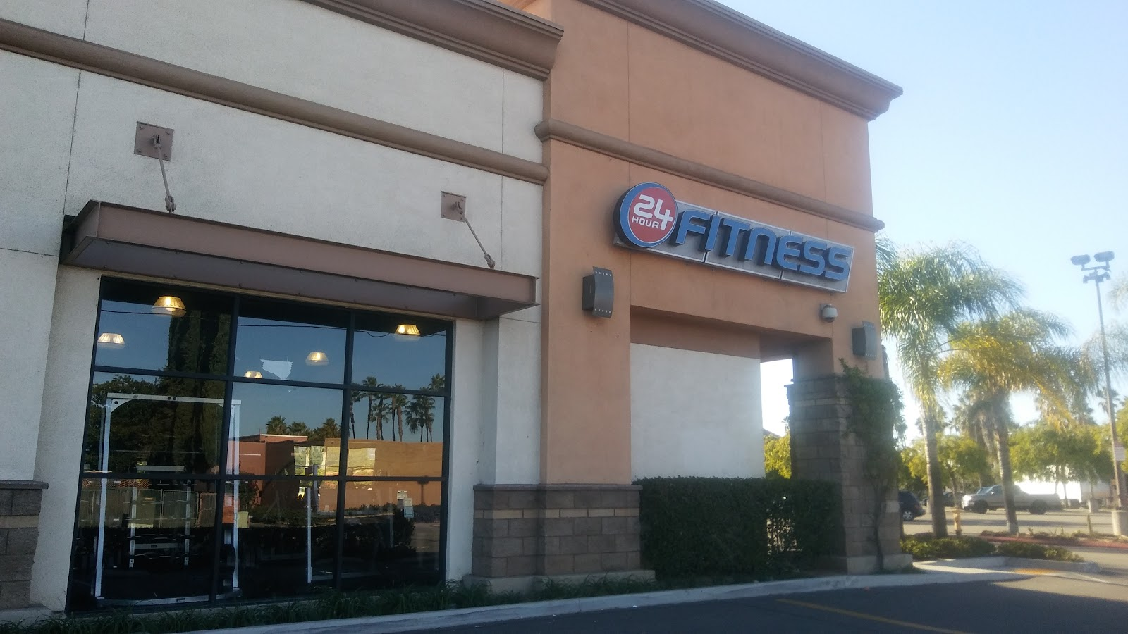 24 Hour Fitness - photo