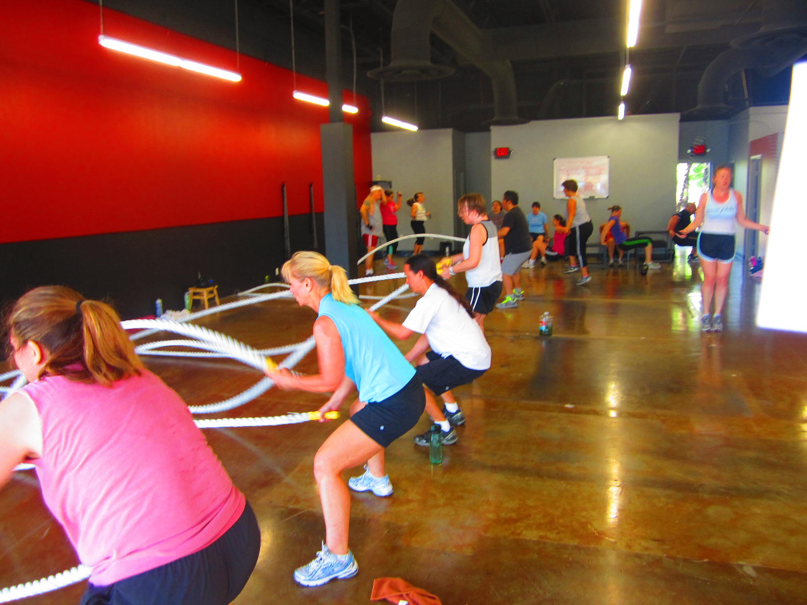 Synergy Fitness Boot Camp - photo