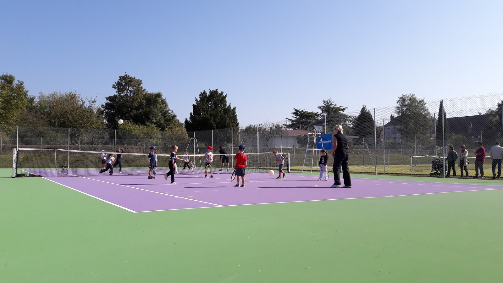 Tennis Club Dolois - photo