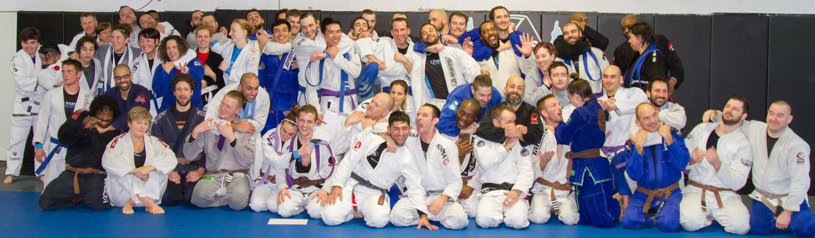 Hart Jiu Jitsu, Kickboxing and Mixed Martial Arts Academy - photo