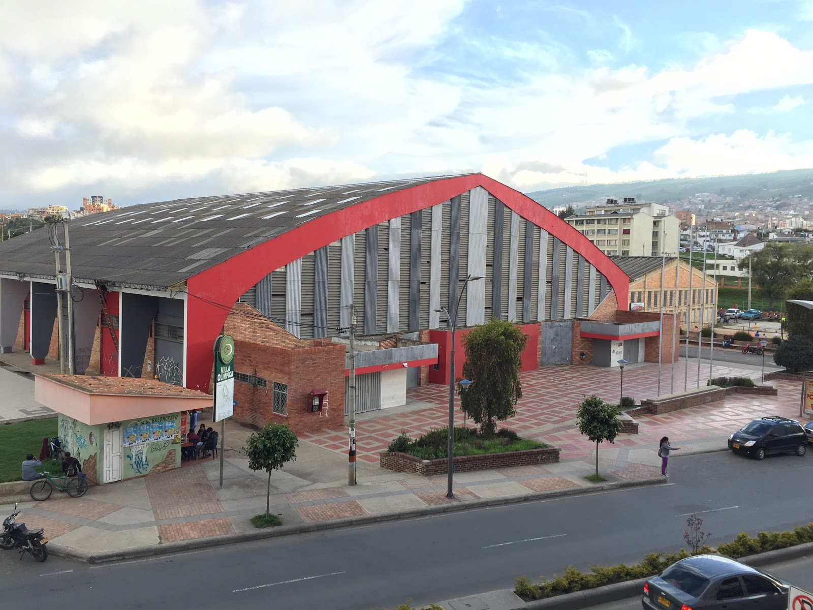 Coliseo Cubierto Municipal Tunja - photo