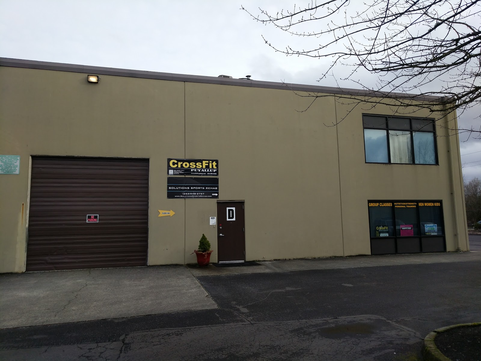 CrossFit Puyallup - photo