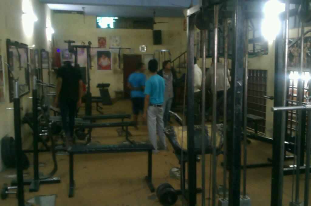 Gold Gym - photo