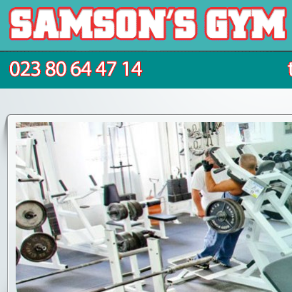 Samsons Gym - photo