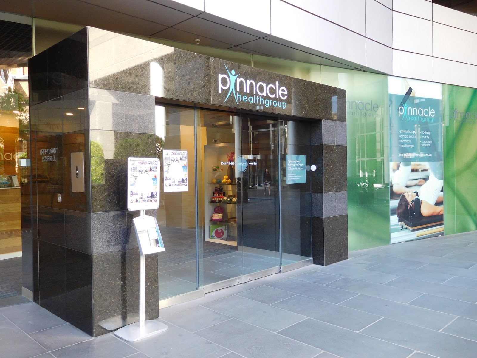 Pinnacle Health Group - Collins St - photo