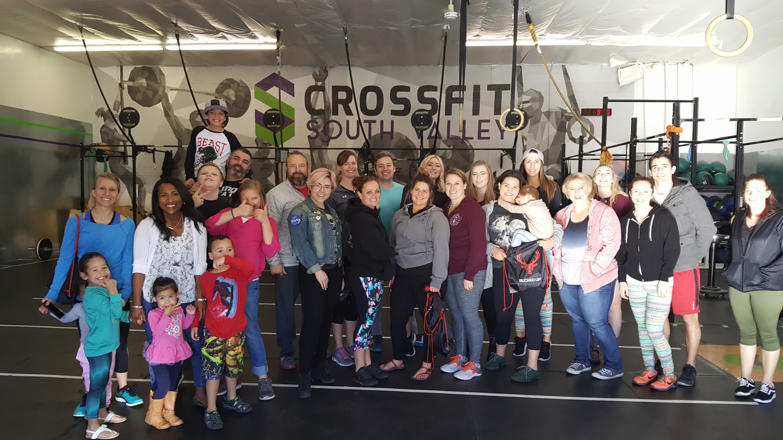 CrossFit South Valley - photo