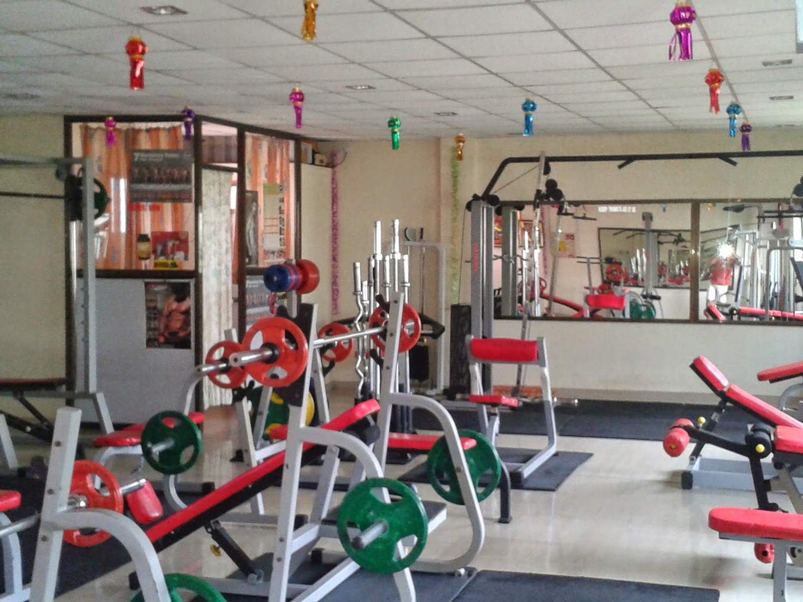 KRISHNA'S FITNESS CENTRE (K.F.C) - photo