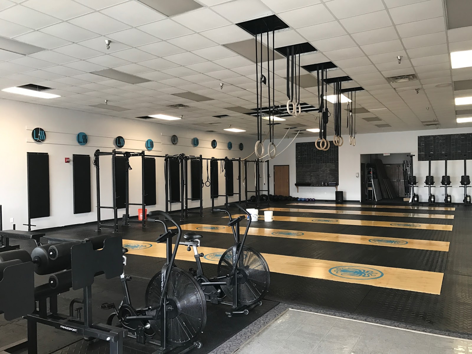 Gym Robbin S Fitness Center In Owosso Michigan
