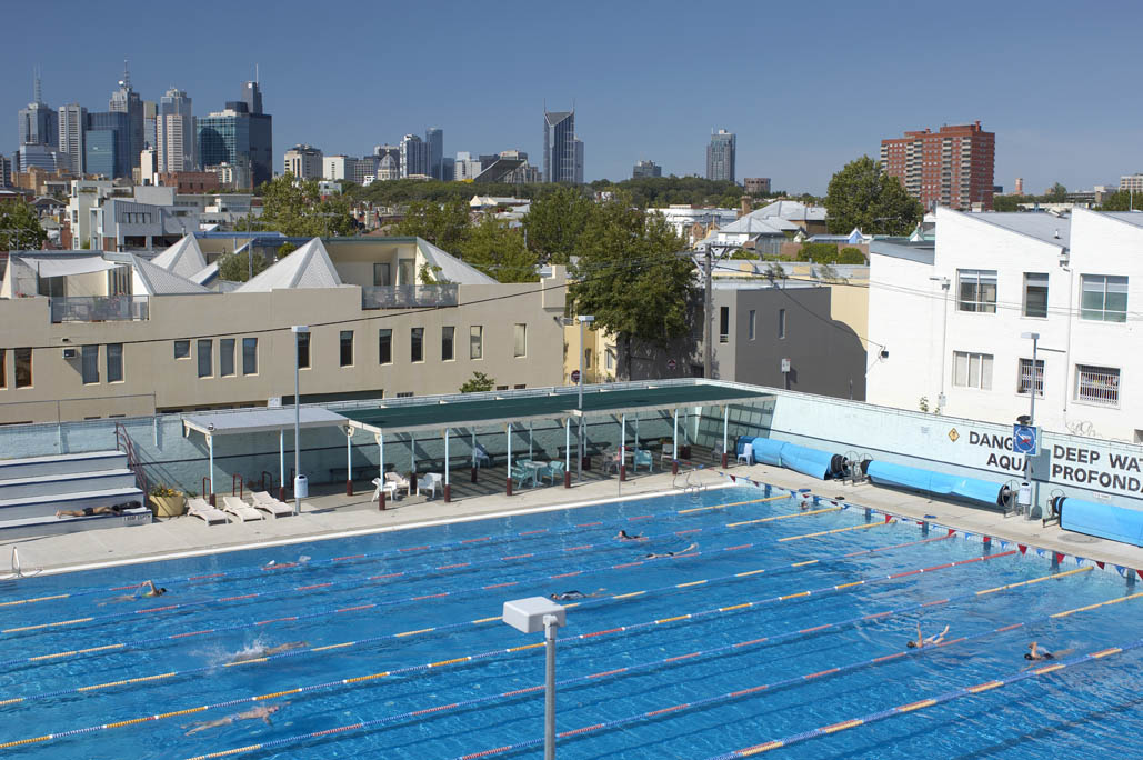 Fitzroy Swimming Pool - photo