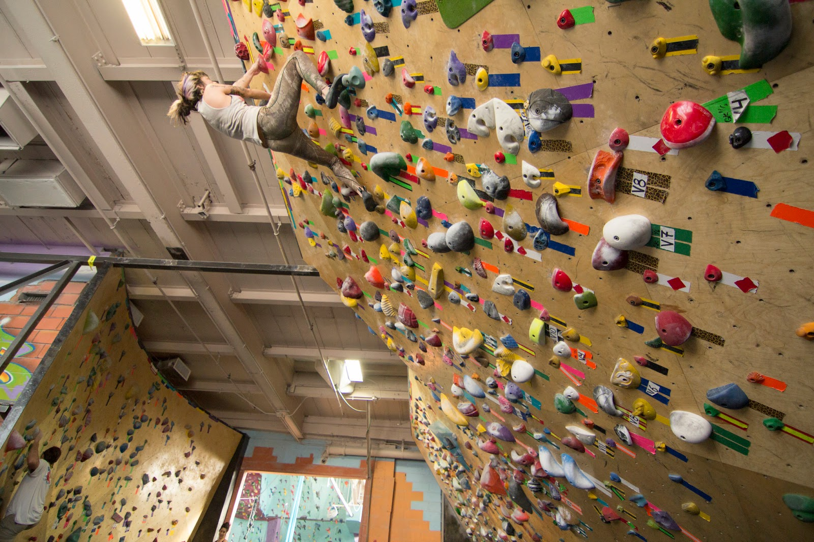 Brooklyn Boulders Gowanus - photo