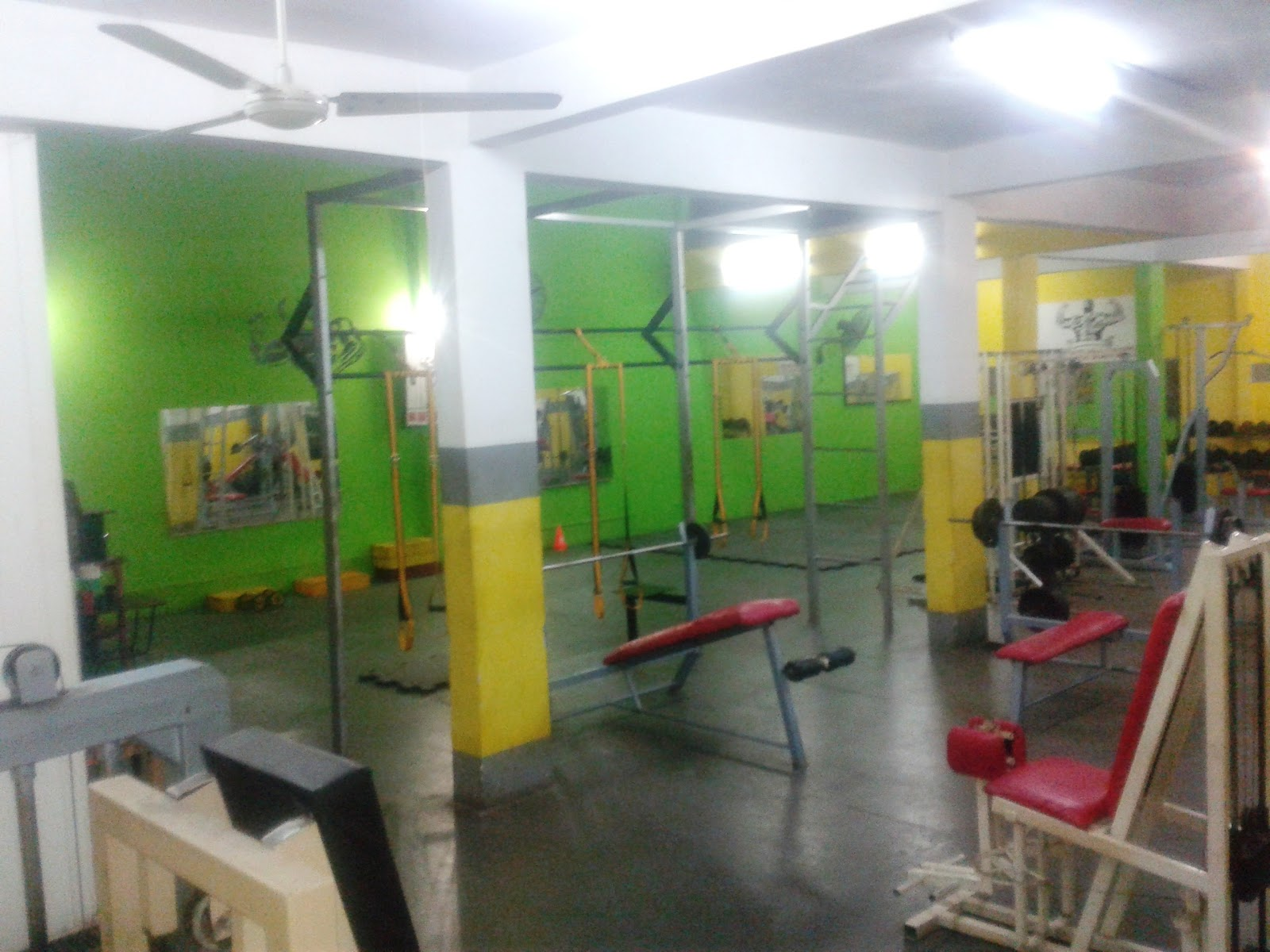 Corporal Gym Center - photo