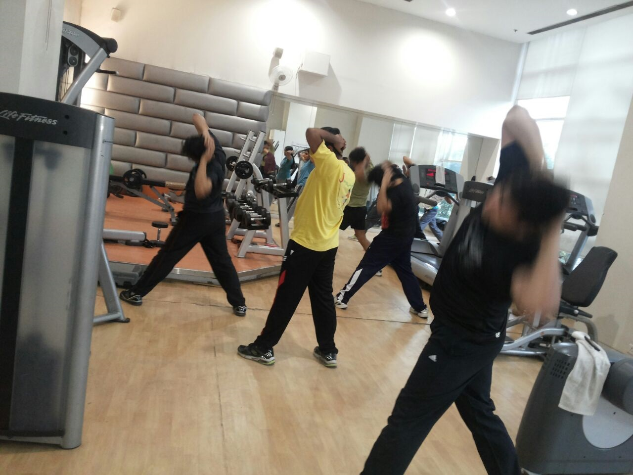 Elemention Knowledge Gym - photo