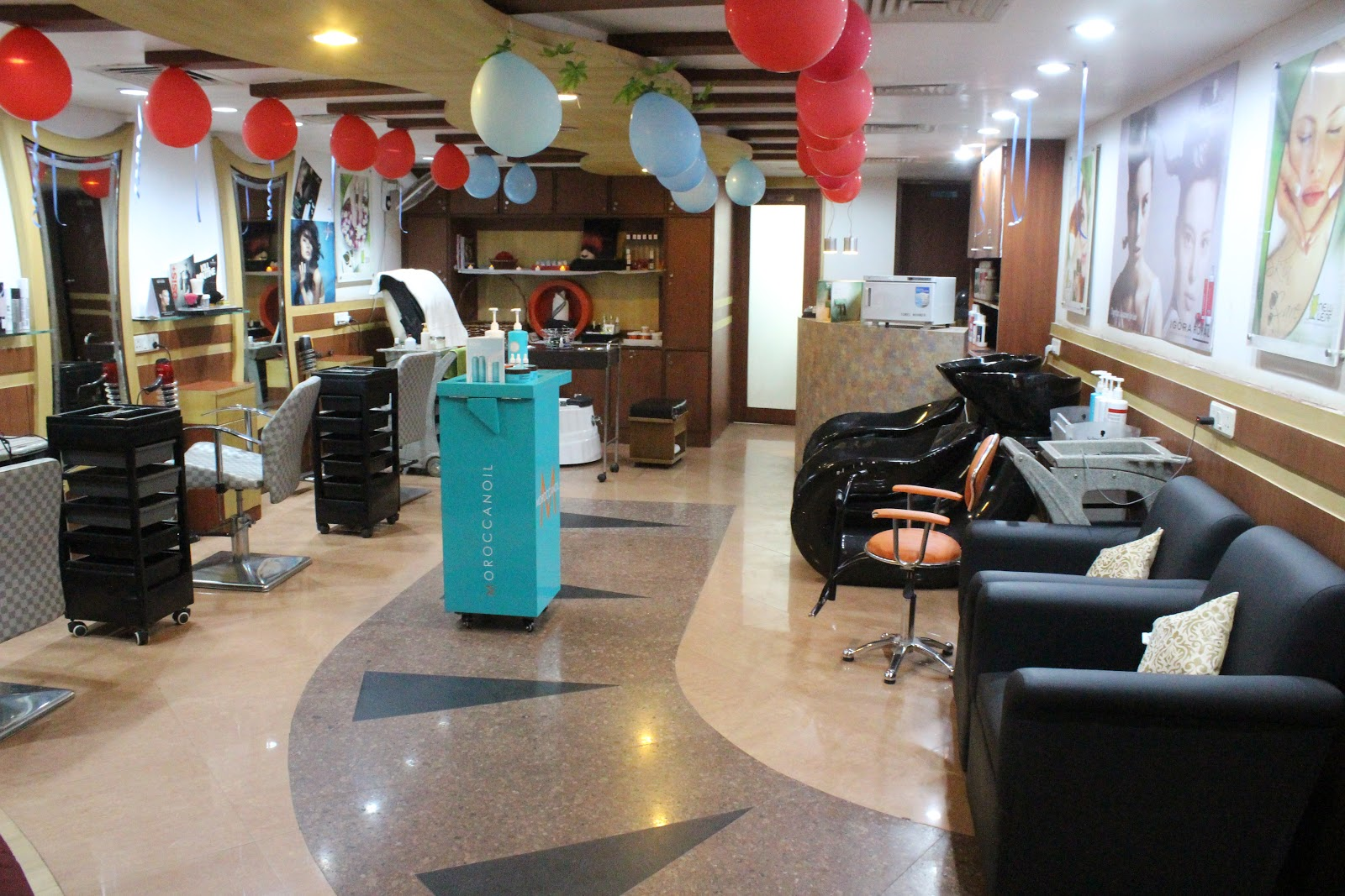 New Leaf Nayapalli - Best Salon and Gym in Bhubaneswar - photo