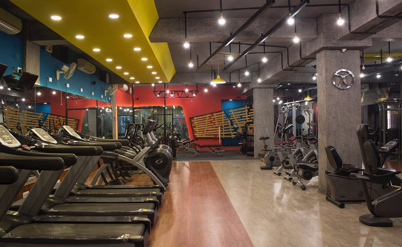 OTWO Gym 'n' Spa - photo