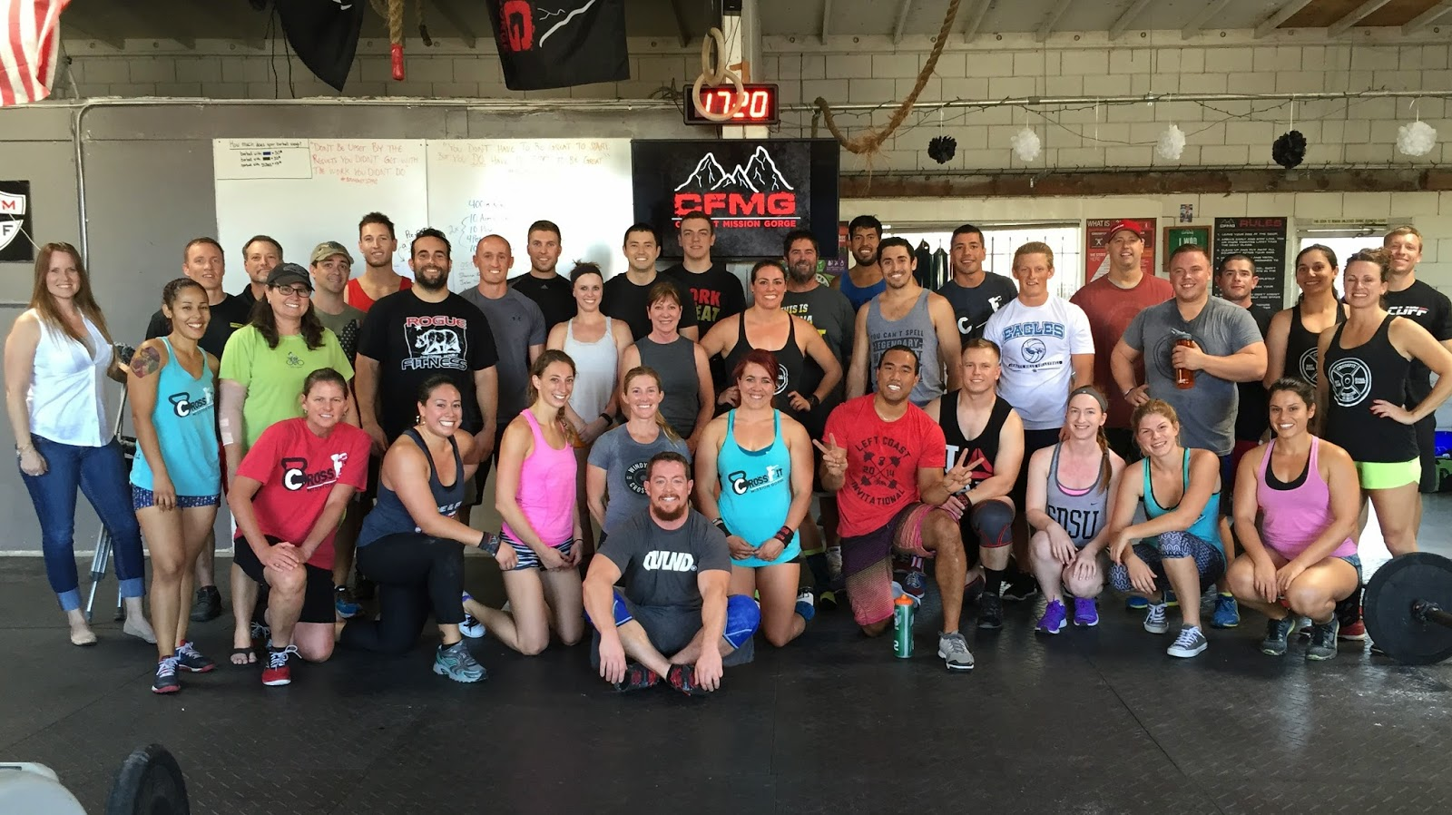 CrossFit 858 Mission Gorge - photo