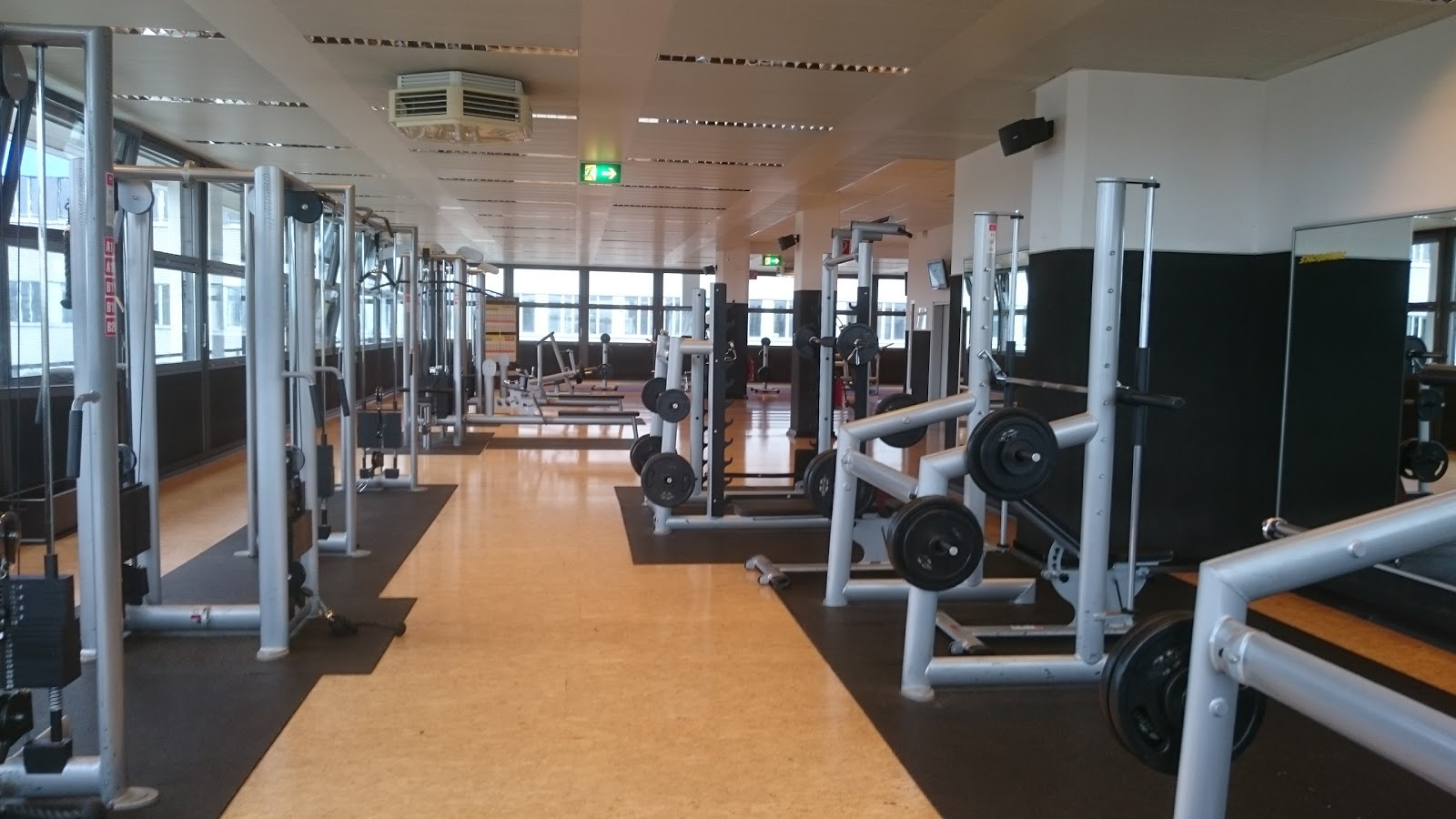McFit gym Munich Obersendling - photo