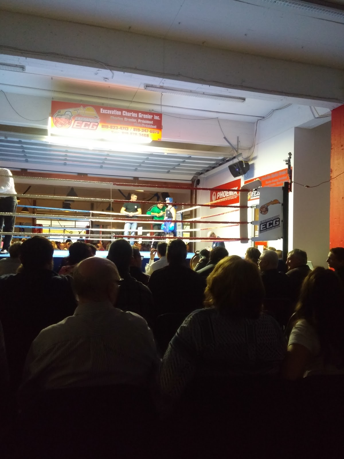Club Boxing De Sherbrooke - photo