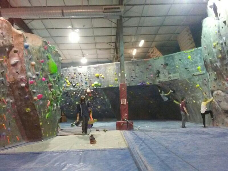 The Spot Bouldering Gym - photo