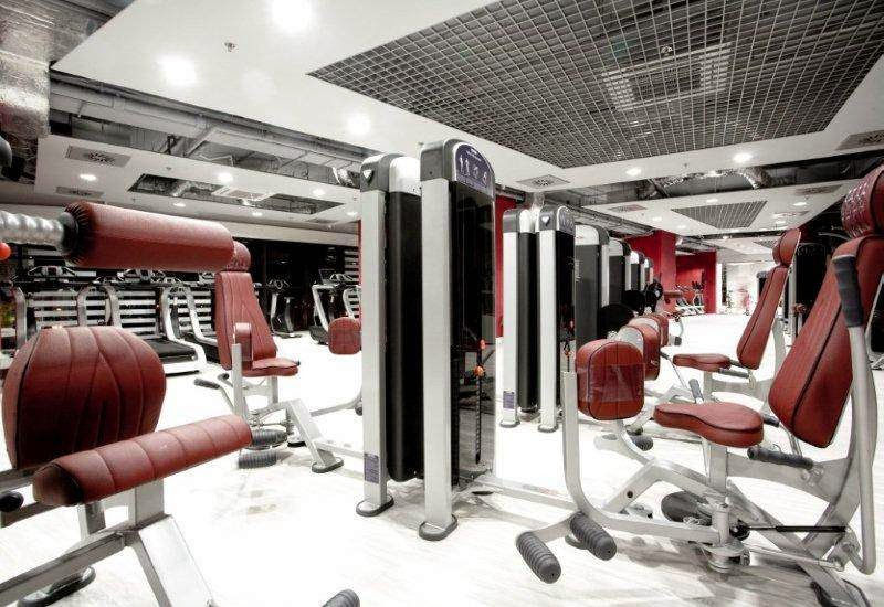 Klub Fitness Academy Wrocław Arkady - photo
