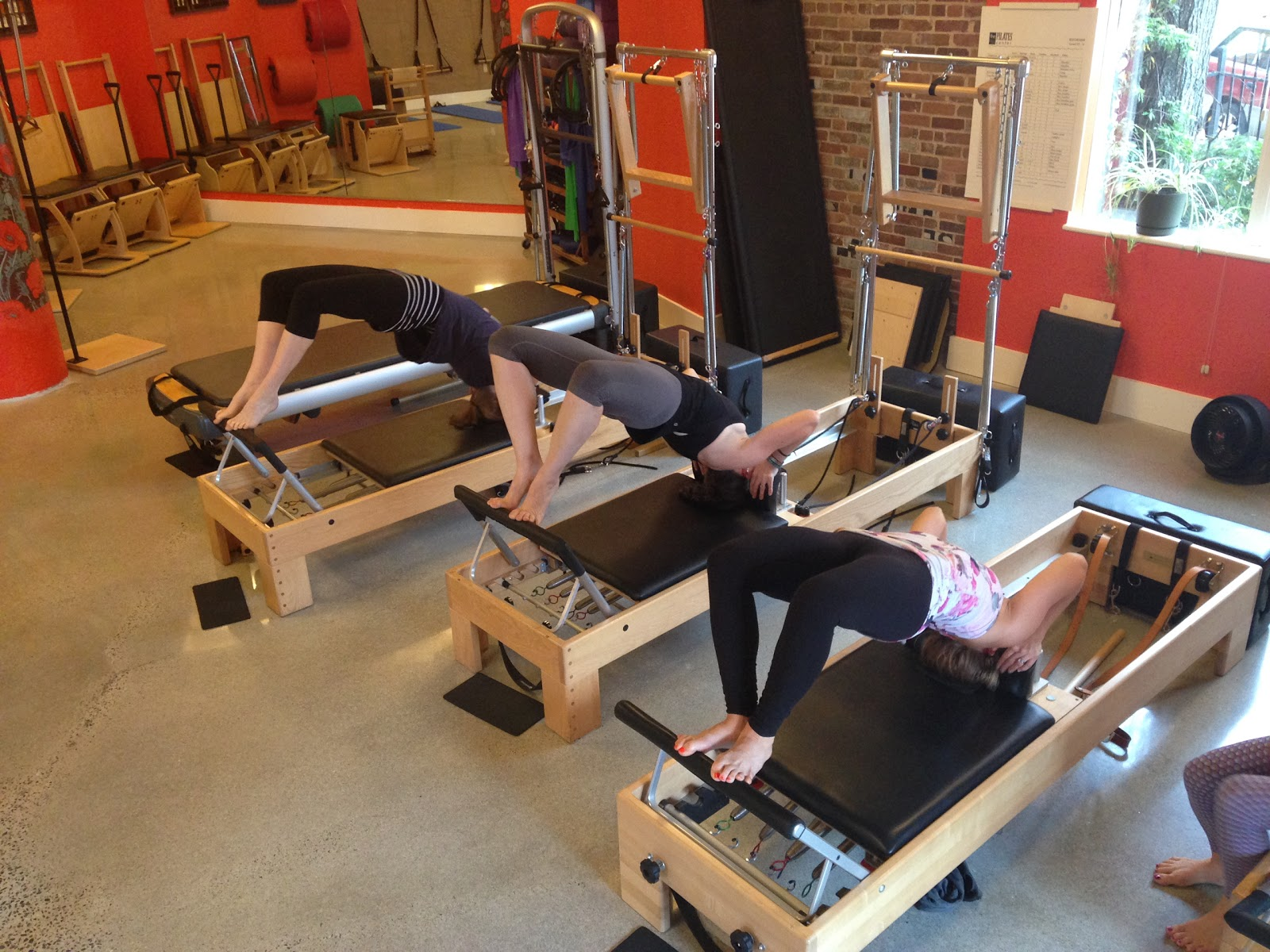 Springboard Pilates - photo