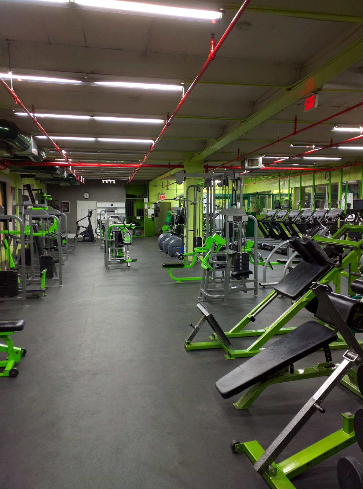 Green Fitness Studio - photo