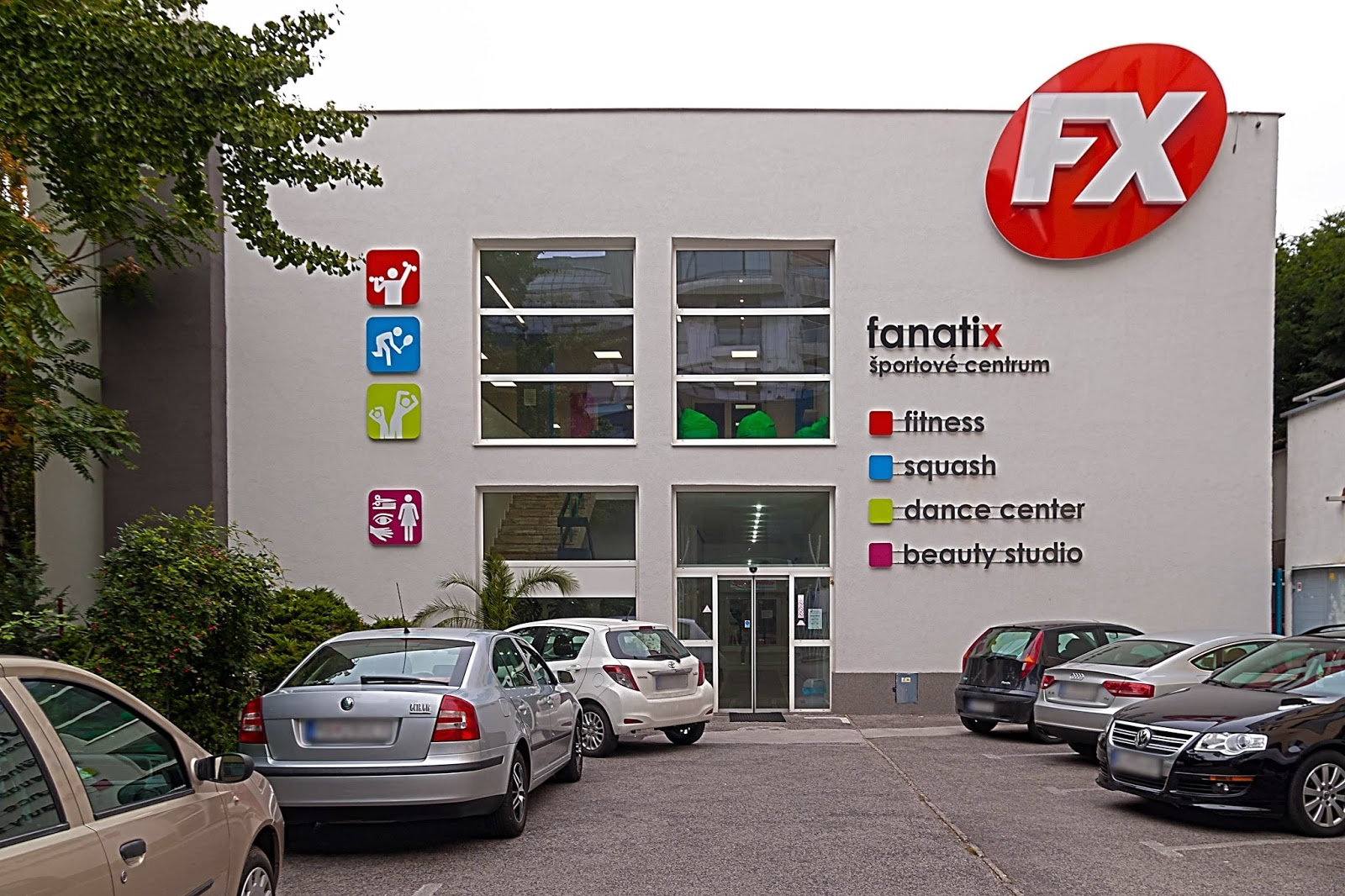 FanatiX Squash & Fitness Center - photo