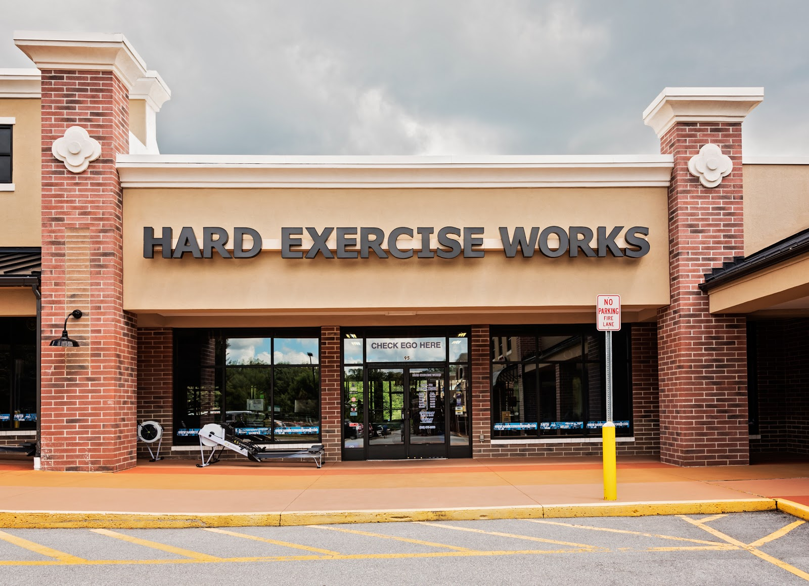 Hard Exercise Works - Asheville - photo