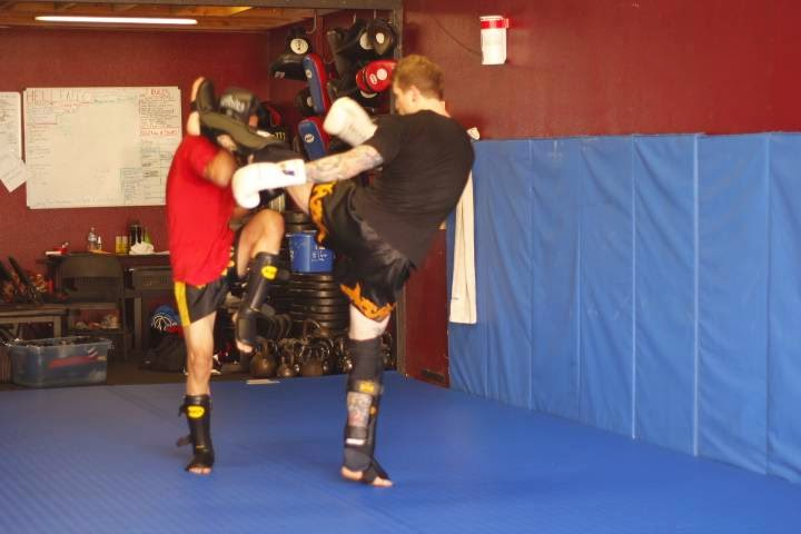 Hellenic CrossFit and Muay Thai - photo