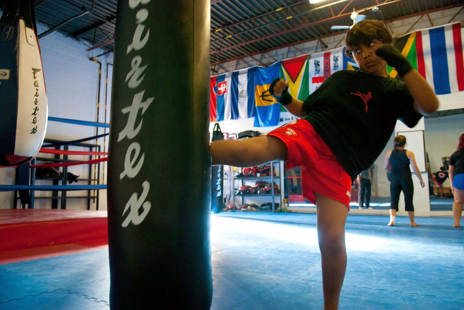 Training Ground Muay Thai - Mississauga - photo