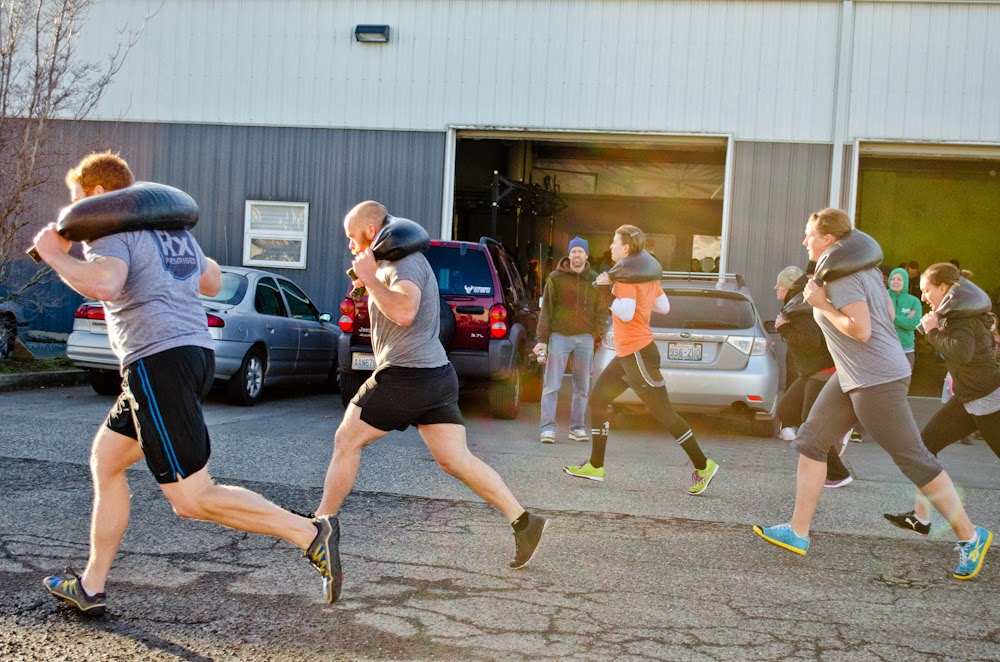 Jogo CrossFit Bellingham - photo