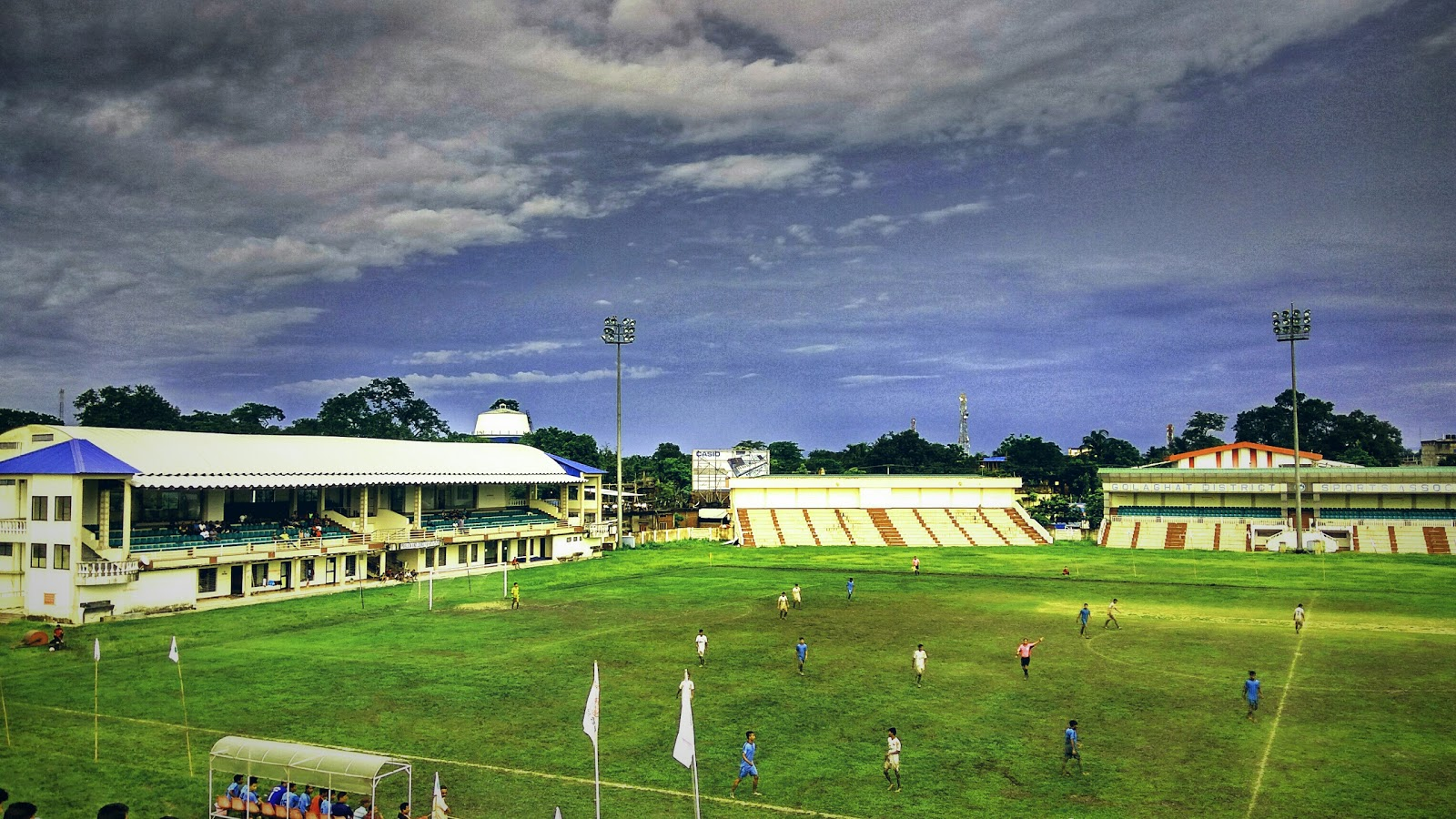 Golaghat Outdoor Stadium - photo