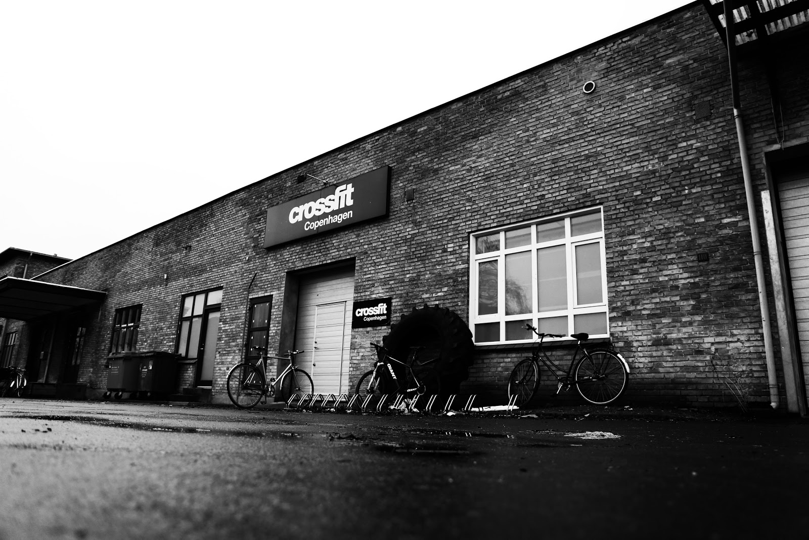 "CrossFit Copenhagen - ""FABRIKKEN"" - photo"