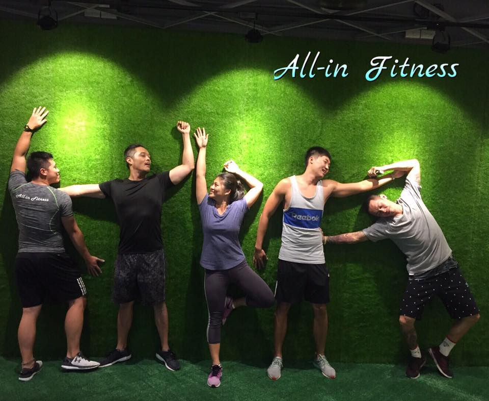 All-in Fitness - photo